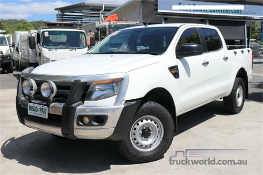 2013 Ford Ranger Px Xl Double Cab - Light Commercial for Sale