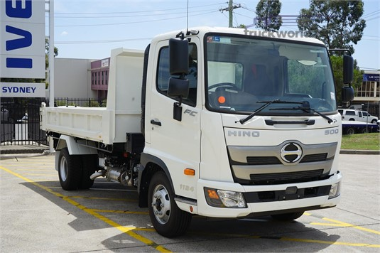 2020 Hino 500 Series - Trucks for Sale