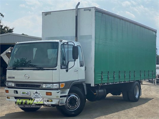 2000 Hino GH National Truck Wholesalers Pty Ltd - Trucks for Sale