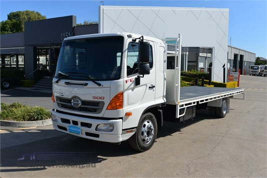 2014 Hino 500 Series 1426 FE East Coast Truck and Bus Sales - Trucks for Sale