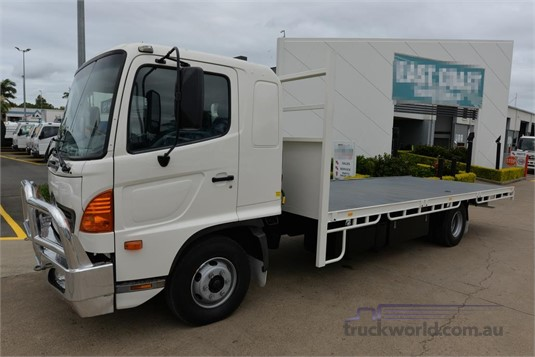 2007 Hino FD1J East Coast Truck and Bus Sales - Trucks for Sale