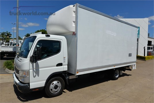 2015 Fuso Canter FE East Coast Truck and Bus Sales - Trucks for Sale