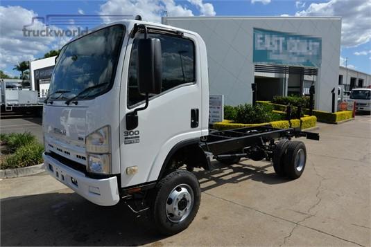 2010 Isuzu NPS 300 4x4 East Coast Truck and Bus Sales - Trucks for Sale