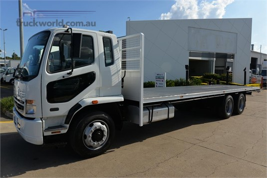 2010 Fuso Fighter FN600 East Coast Truck and Bus Sales - Trucks for Sale