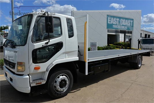 2013 Fuso Fighter FM East Coast Truck and Bus Sales - Trucks for Sale