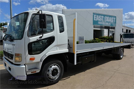 2013 Mitsubishi Fighter FM East Coast Truck and Bus Sales - Trucks for Sale