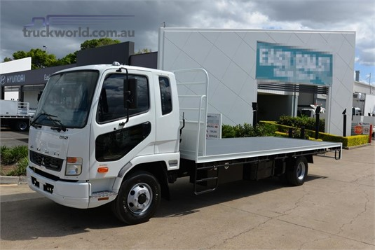 2014 Fuso FK600 East Coast Truck and Bus Sales - Trucks for Sale