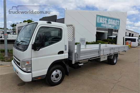 2009 Fuso Canter East Coast Truck and Bus Sales - Trucks for Sale