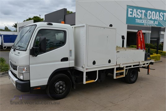 2014 Fuso Canter 815 - Trucks for Sale