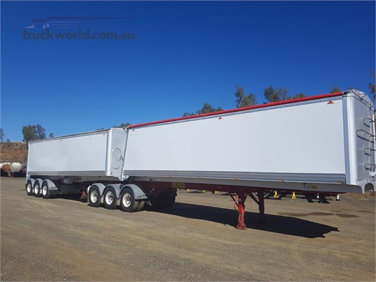 2013 Lusty Tipper Trailer - Trailers for Sale