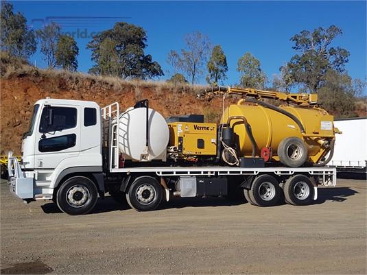 2012 Mitsubishi FS52 - Trucks for Sale
