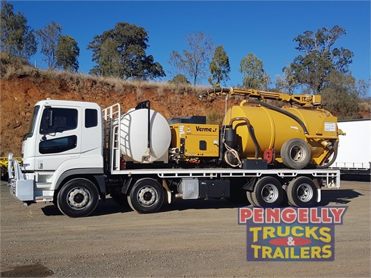 2012 Mitsubishi FS52 Pengelly Truck & Trailer Sales & Service - Trucks for Sale