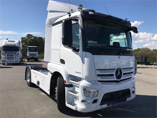 2020 Mercedes Benz Actros 1840 - Trucks for Sale