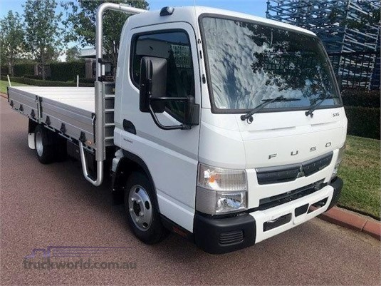 2020 Fuso Canter 515 Wide - Trucks for Sale