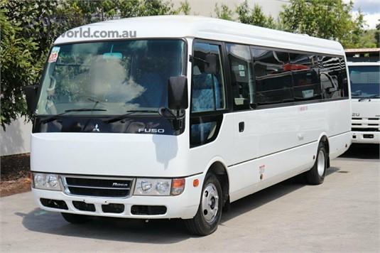 2015 Mitsubishi Rosa - Buses for Sale