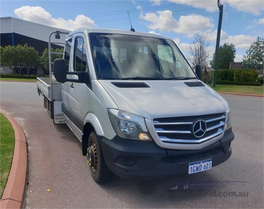 2016 Mercedes Benz other - Trucks for Sale