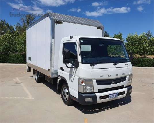 2012 Fuso Canter 515 Wide - Trucks for Sale