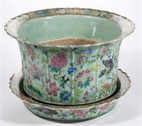 Large selection of Asian ceramics