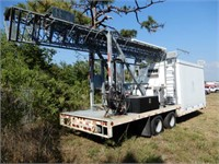 1998 INTERGRATED COMMUNICATIONS TRAILER