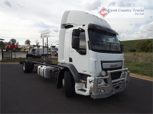2015 DAF LF280 Cross Country Trucks Pty Ltd  - Trucks for Sale