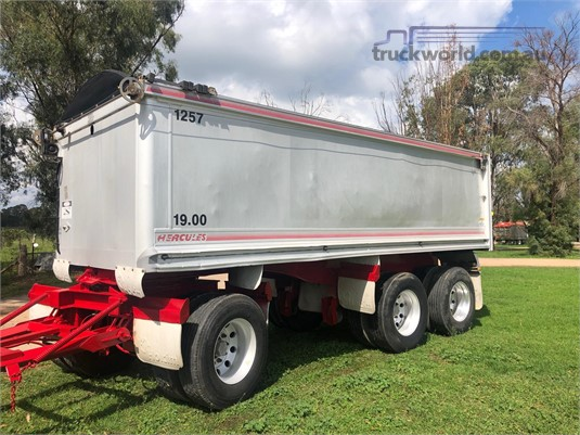 2000 Hercules other - Trailers for Sale
