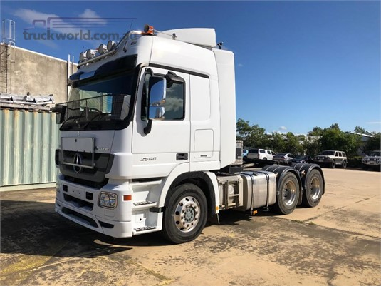 2013 Mercedes-benz Actros 2660 - Trucks for Sale