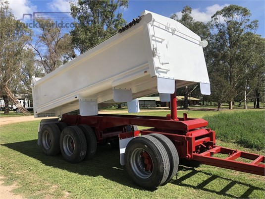 1990 Hamelex White other - Trailers for Sale