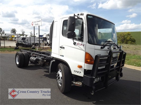 2009 Hino 500Gh1727 Cross Country Trucks Pty Ltd - Trucks for Sale