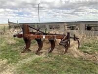 Val Nienhueser Equipment Auction
