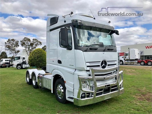 2017 Mercedes Benz Actros 2658 - Trucks for Sale