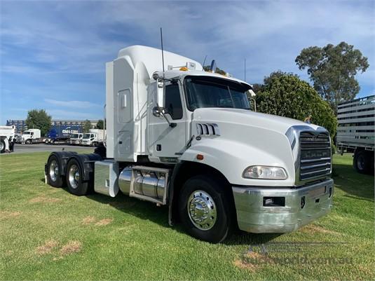 2014 Mack Granite - Trucks for Sale