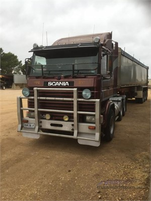 1985 Scania other Hume Highway Truck Sales - Trucks for Sale