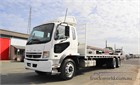 Fuso Fighter 14 6x2|Table / Tray Top