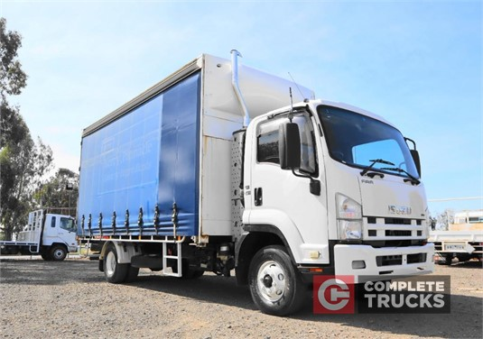 2009 Isuzu FRR500 Complete Trucks Pty Ltd - Trucks for Sale