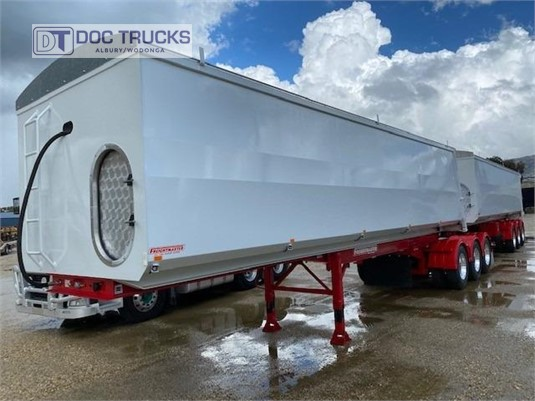 2019 Freightmaster B Double Tippers DOC Trucks  - Trailers for Sale
