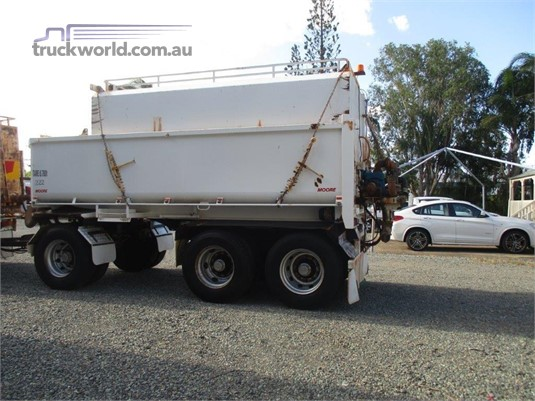 2010 Moore TIPPER - Trailers for Sale