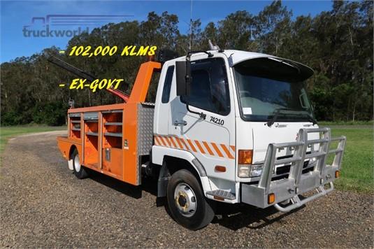 2007 Fuso Fighter 6 - Trucks for Sale