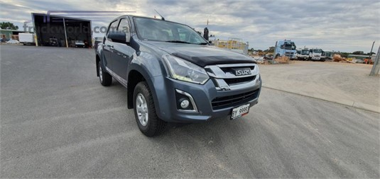 2019 Isuzu D-Max - Light Commercial for Sale