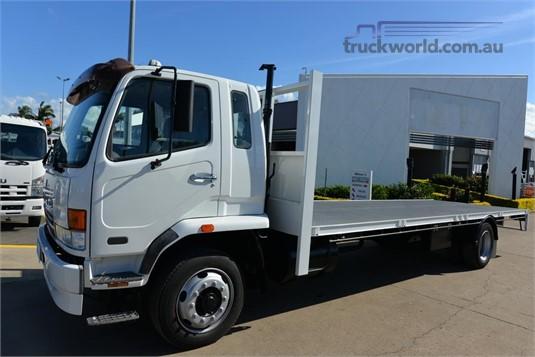 2006 Fuso Fighter FM600 - Trucks for Sale