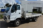 2005 Isuzu NPS 300 4x4 Table / Tray Top