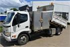 2010 Hino Dutro Service Vehicle
