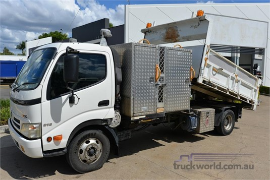 2010 Hino Dutro East Coast Truck and Bus Sales - Trucks for Sale