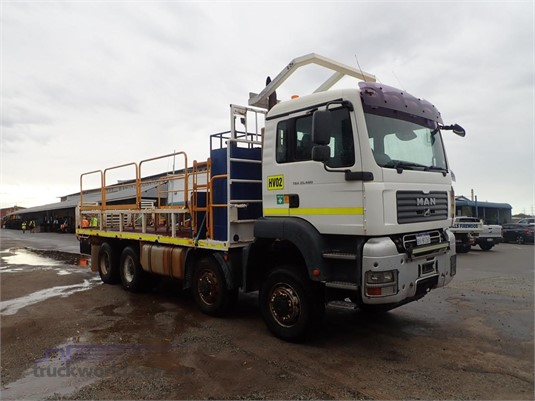 2007 MAN TGA35.480 - Trucks for Sale
