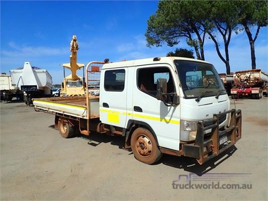 2012 Mitsubishi Fuso CANTER 4.5 - Trucks for Sale