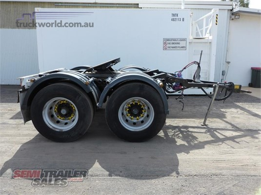 1989 Howard Porter Dolly - Trailers for Sale