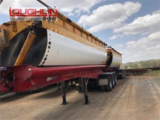 1999 United Bts Tipper Trailer Loughlin Bros Transport Equipment  - Trailers for Sale
