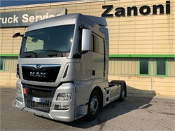 MAN TGX18.480BLS  used