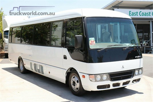 2010 Mitsubishi Rosa BE64D Deluxe - Buses for Sale