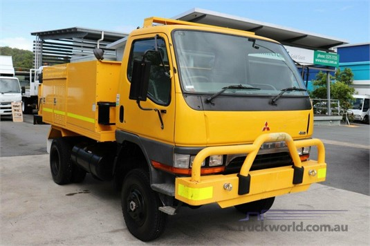 1996 Mitsubishi Canter 4x4 - Trucks for Sale