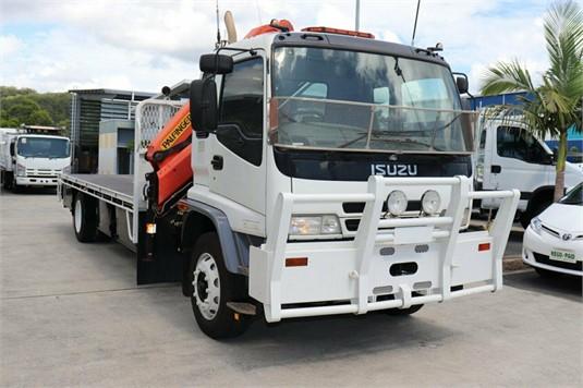 2006 Isuzu FTR 900 Long - Trucks for Sale